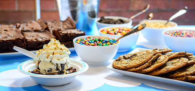 Ben Jerrys Ice Cream Birthday Catering
