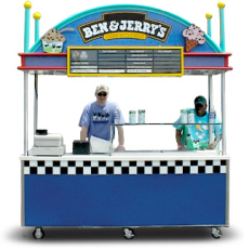 Rent an Ice Cream Cart