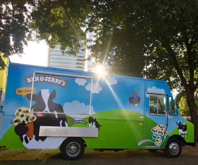 Special Events Ice Cream Catering & Vending