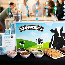 Tenant Appreciation Ice Cream Catering