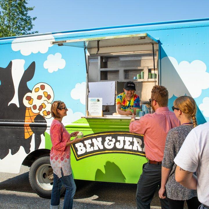 Festival Ice Cream Catering