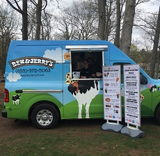 Ice Cream Truck Catering