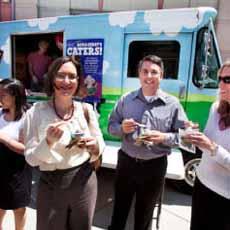 Ben & Jerry's Corporate Ice Cream Catering