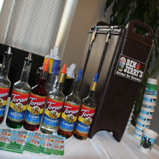 Over the Top Hot Chocolate Catering