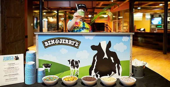 Ben & Jerry's Burbank Ice Cream Catering