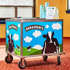 Ice Cream Cart Catering