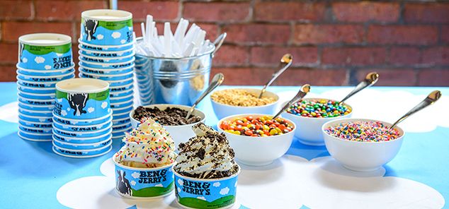 Ice Cream Birthday Parties Ben Jerrys