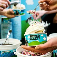 Corporate Event Ice Cream Catering
