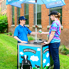 Charlotte Ice Cream Carts